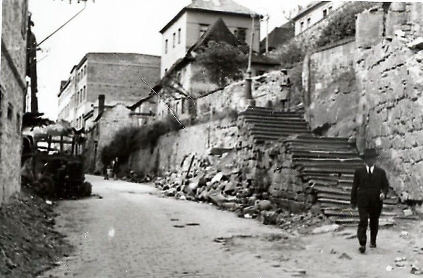 Bombardování Mladé Boleslavi 9.5. 1945 ze vzpomínek Jiřího Šímy
