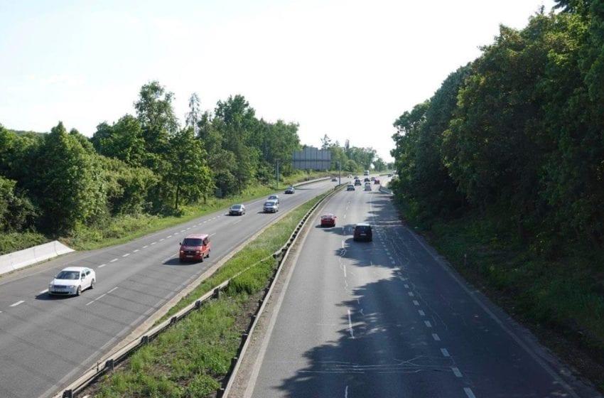 O bezpečnost na D10 se bude starat nová dálniční policie z Brodců