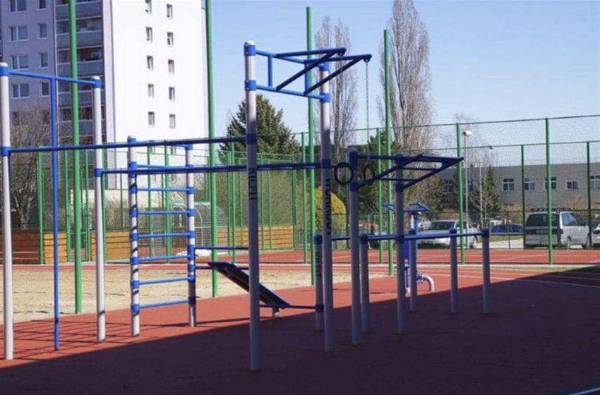 Mladá Boleslav otevírá dětská hřiště, venkovní posilovny i psí parky