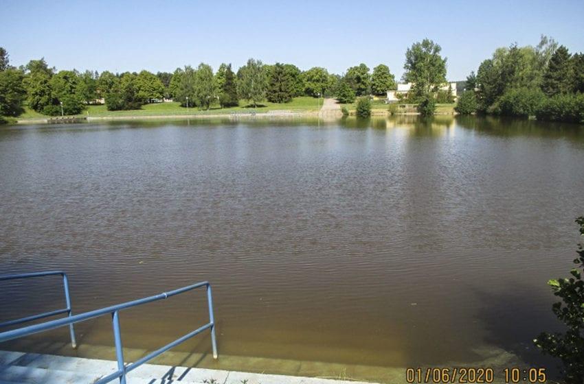 Kvalita vody ve středočeských přírodních koupalištích je velmi dobrá