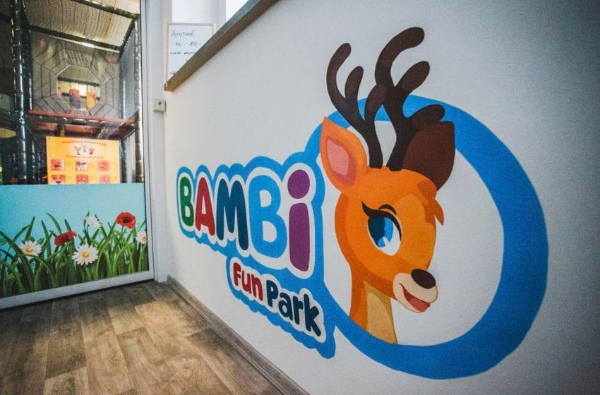 Zábavní centrum pro děti v Mladé Boleslavi – FunPark Bambi
