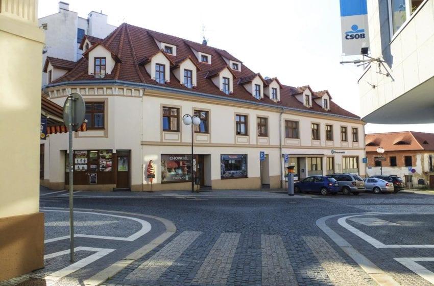 RK DRINK – Mezonetový byt 3+kk v centru Mladé Boleslavi