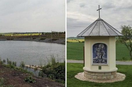Majitel pozemků z vlastní iniciativy zvelebuje krajinu na Mladoboleslavsku
