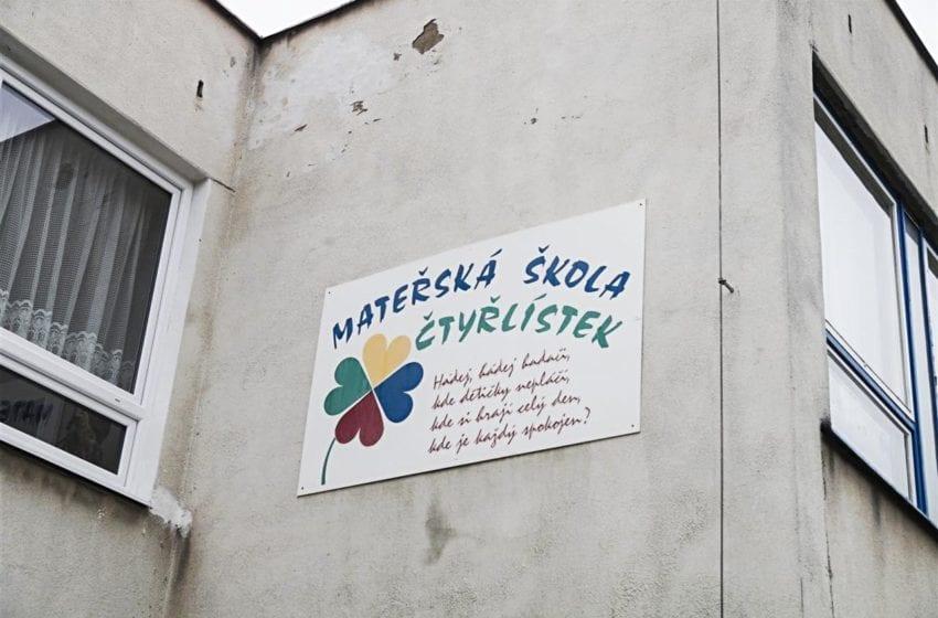Mladá Boleslav zateplí mateřskou školu Čtyřlístek