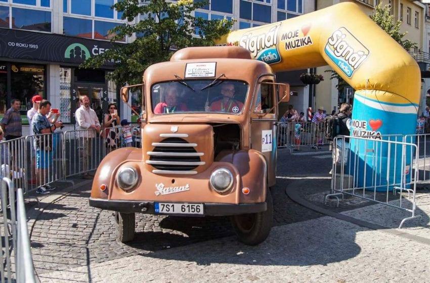 11. ročník Oldtimer Bohemia Rally se uskuteční v září