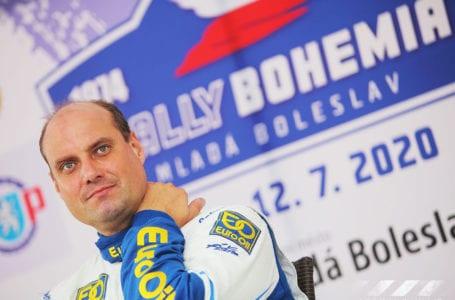 Rallye Bohemia ovládl překvapivě Pech, porazil i Kopeckého