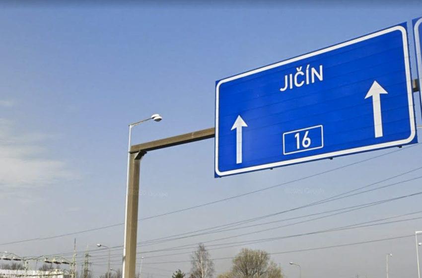 Dva týdny bude zcela uzavřen výjezd z Mladé Boleslavi na Jičín