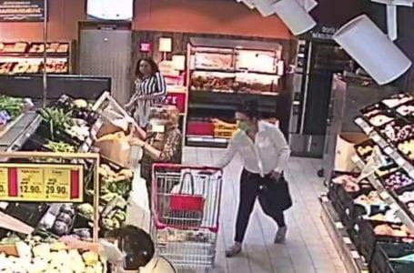 Policie vyšetřuje krádež kabelky. Hledá ženy na fotografii
