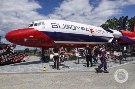 Nový majitel občerstvení Letadlo mu chce vrátit zašlý lesk a slávu