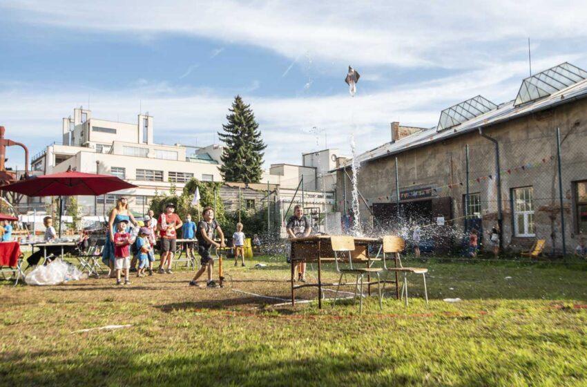 Festival Maker Faire slavil v Mladé Boleslavi opět úspěch