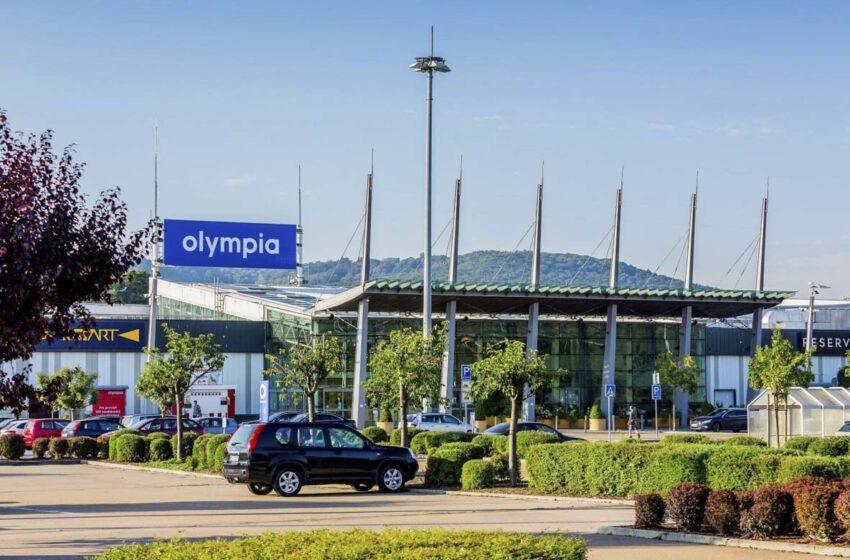 Mladoboleslavská Olympia se převlékla do nového loga. Bude mít i nové nájemce