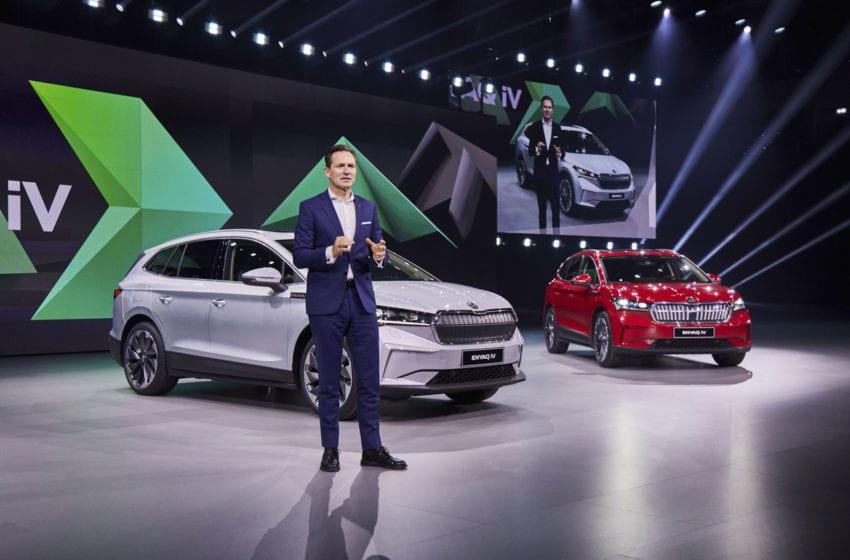 Škoda Enyaq bude stát přes jeden milion korun. Objednávat lze od čtvrtka