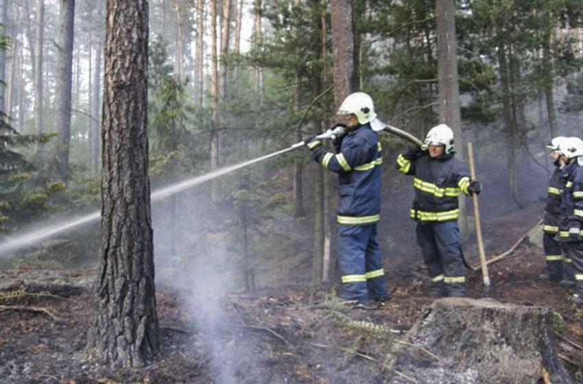Mladoboleslavští hasiči rozhodně neměli klidnou Filipojakubskou noc