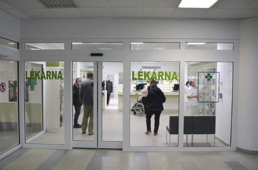 Klaudiánova nemocnice otevřela novou výdejnu léků