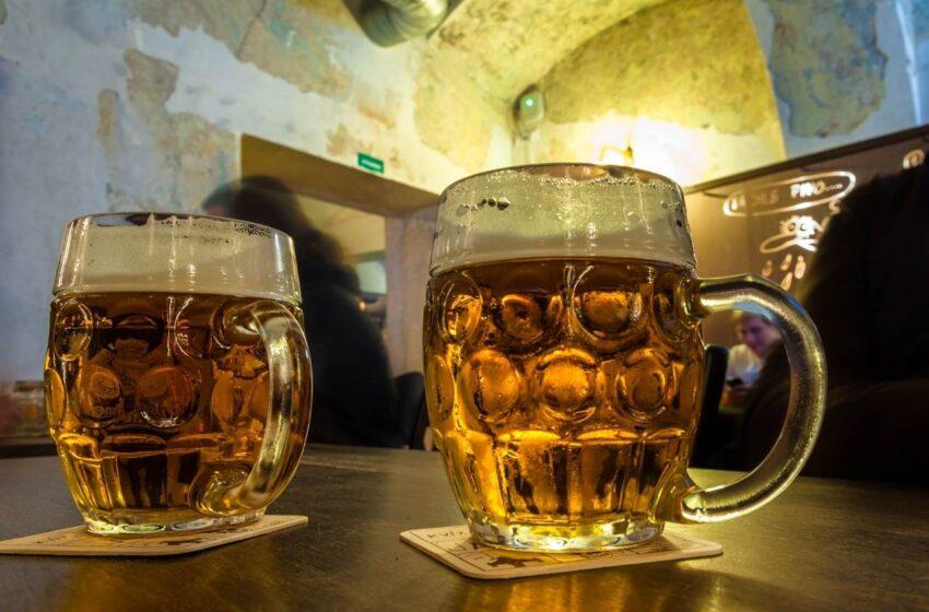 Průzkum: Pivovary se připravují na propouštění, přichází o tržby