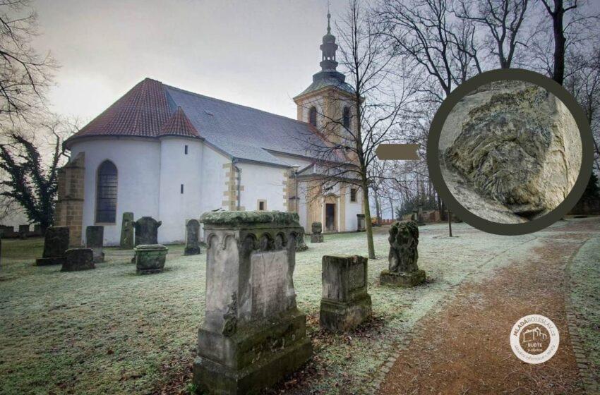 Kostel svatého Havla ukrývá tajemnou tvář