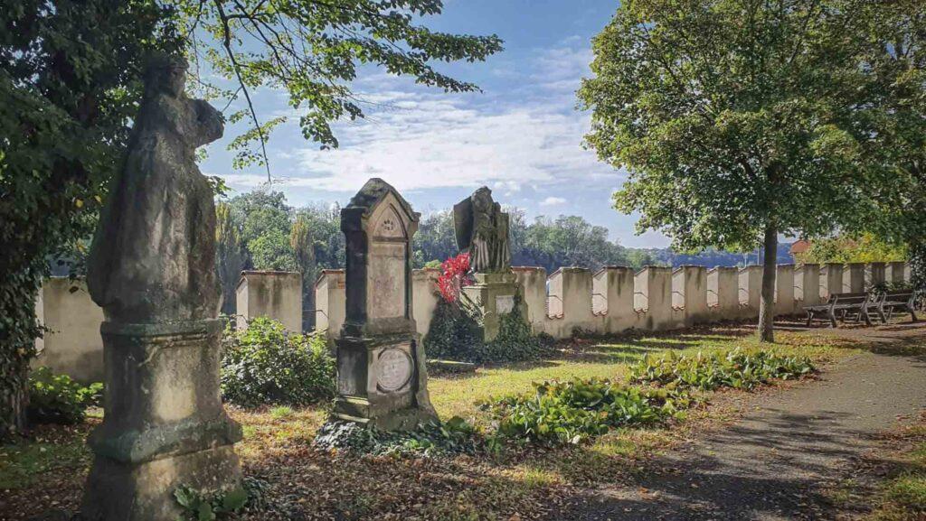 Havelský hřbitov Mladé Boleslavi / Renata Zemanová