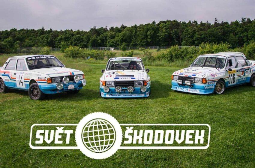Nové muzeum Svět Škodovek ohromí sbírkou závodních a prototypových vozů