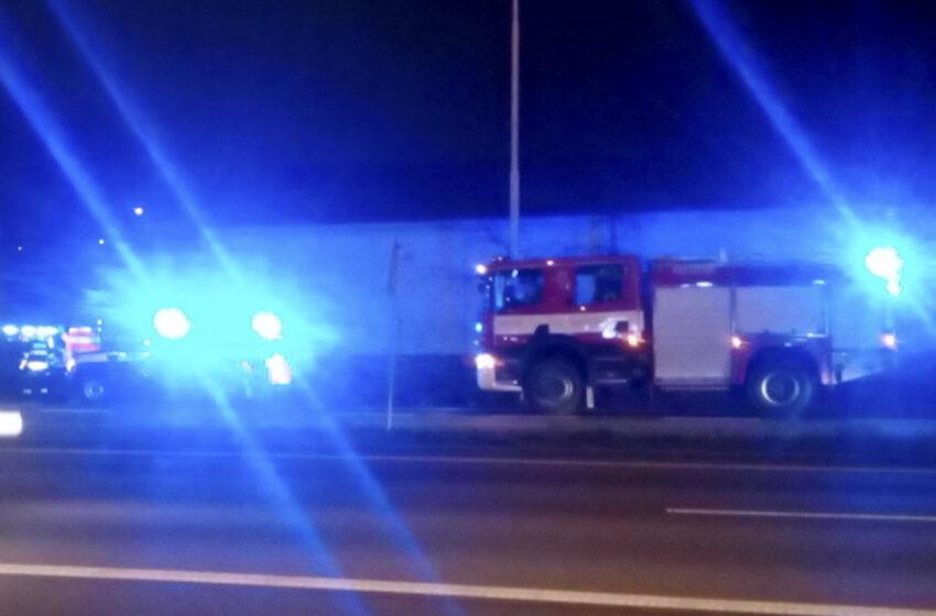 Pomatený muž se v Mladé Boleslavi vloupal do objektu a hrozil zapálením