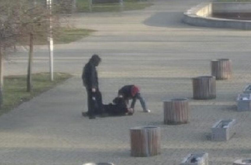 Dva cizinci napadli a okradli muže Na Výstavišti v Mladé Boleslavi