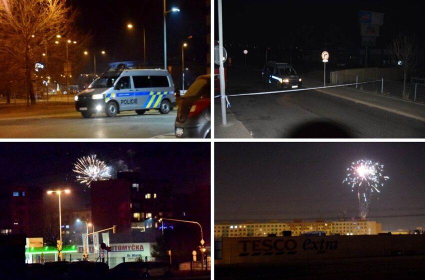 Silvestrovská Protest párty se nekonala, konec roku byl velmi klidný