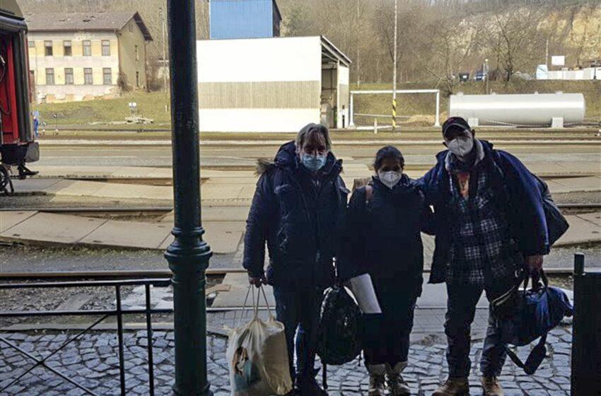 Město pomohlo dalším pěti lidem bez prostředků odjet z Mladé Boleslavi