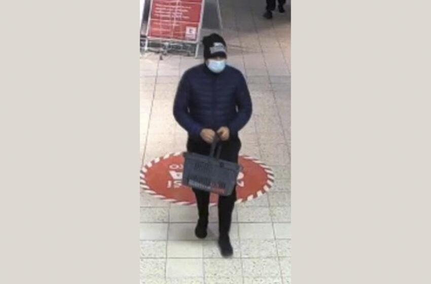 Policie hledá pachatele loupežného přepadení v Mladé Boleslavi