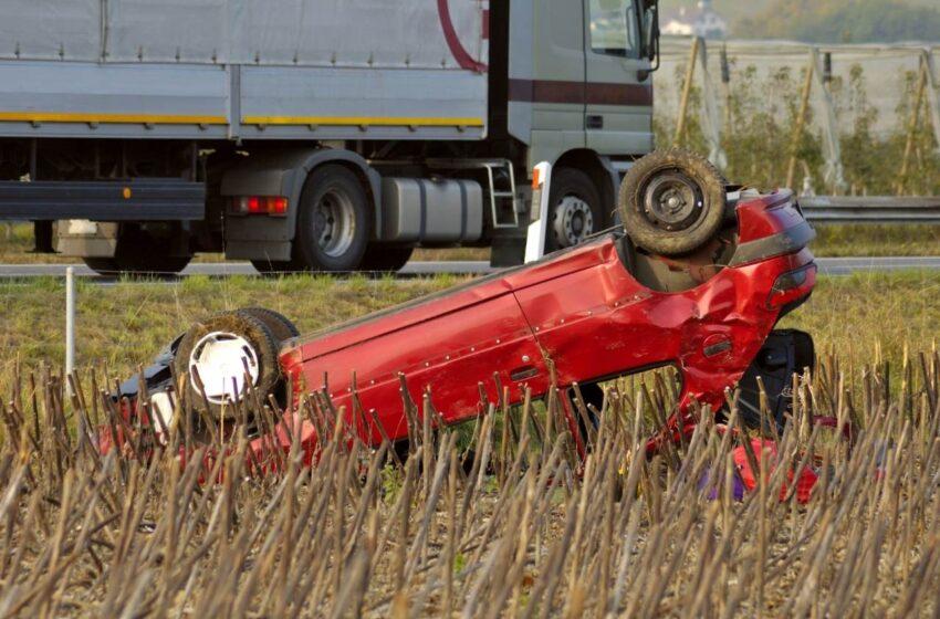Dvě ženy utrpěly při dopravní nehodě těžká zranění