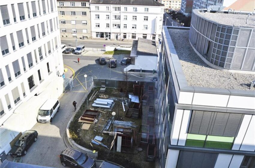 V Klaudiánově nemocnici pokračuje revitalizace pavilonu