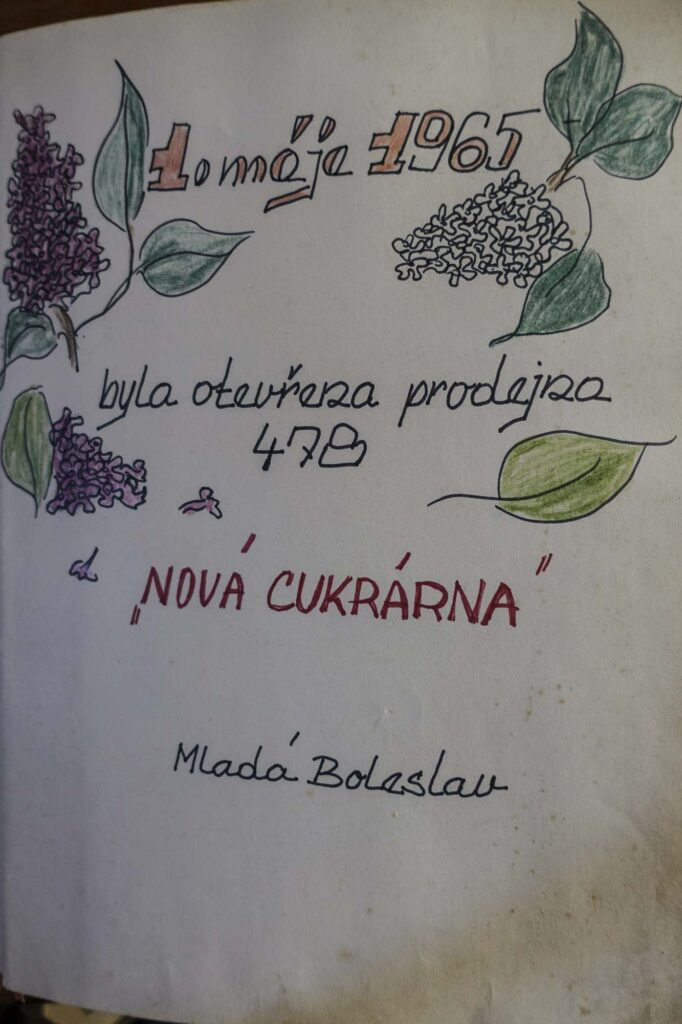 Nová cukrárna Mladá Boleslav