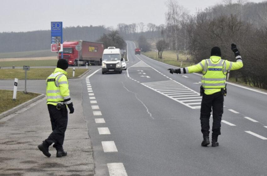 FOTO: Policejní kontroly na Mladoboleslavském okrese