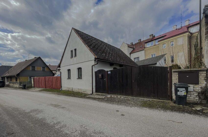 RK DRINK: Rodinný dům na hranici Českého ráje v Sobotce