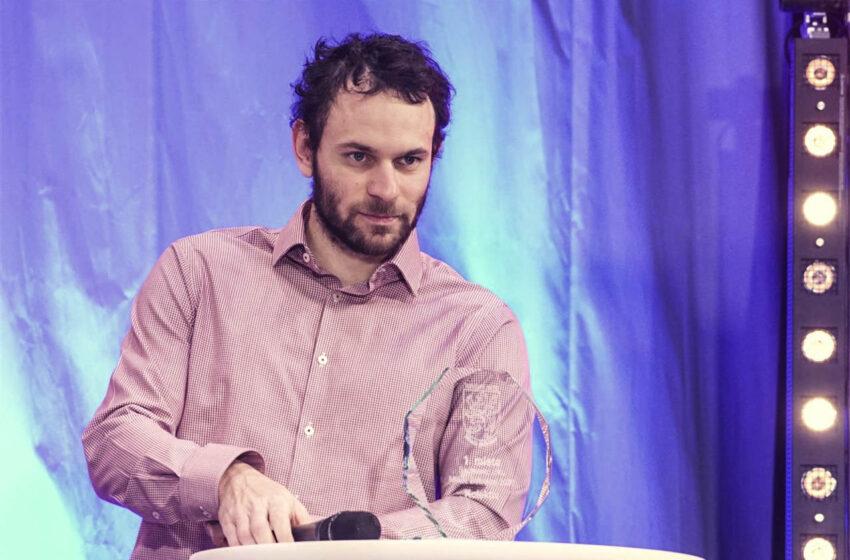 Mladoboleslavským sportovcem roku 2020 je florbalista Jiří Curney