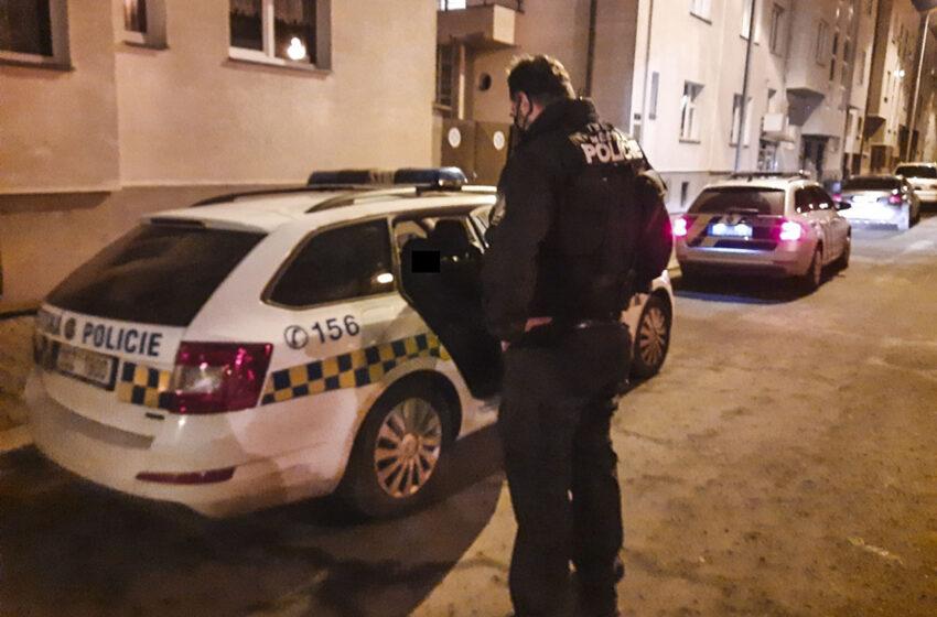 Strážníci i policisté zasahovali u vloupání do bytu v Mladé Boleslavi
