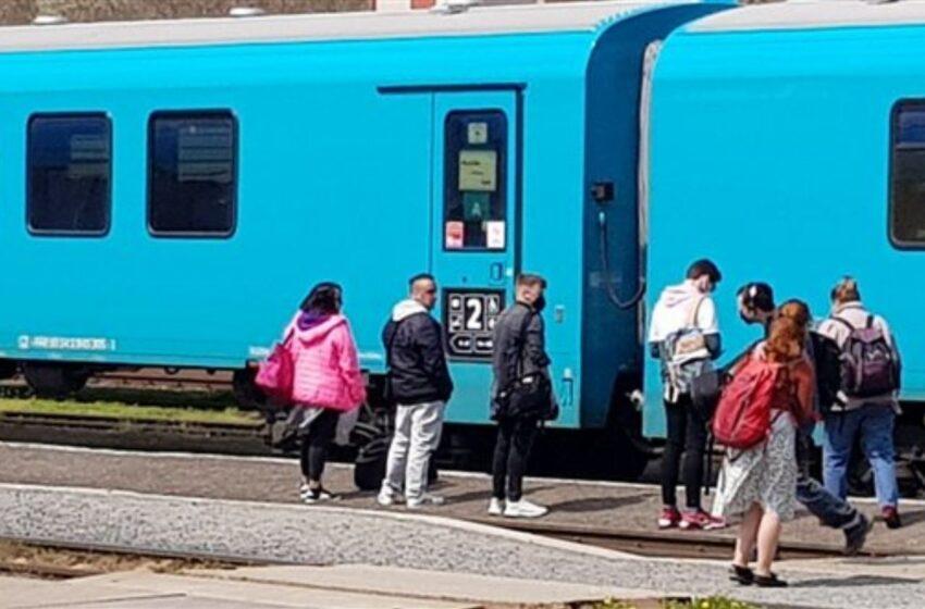 Další dva lidé bez prostředků odjeli z Mladé Boleslavi za prací