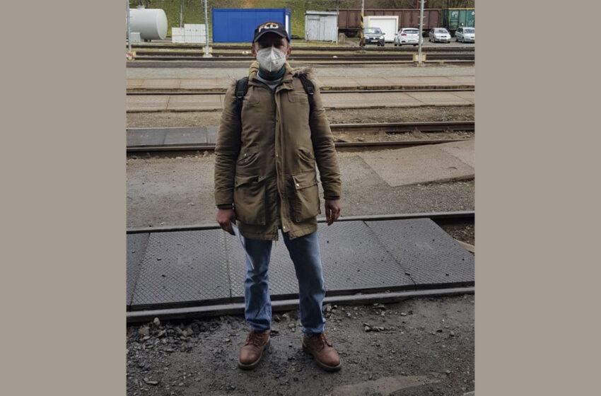 Další bezdomovec se z Mladé Boleslavi vrátil do rodné země