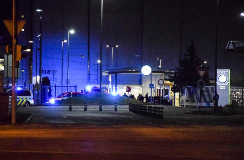 V Mladé Boleslavi najelo auto do lidí. Tři lidé jsou zranění