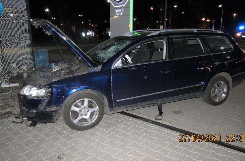 Policie odložila případ vážné dopravní nehody u brány Škoda Auto