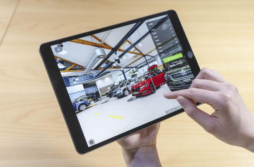 Škoda Auto spouští virtuální showroom jako pilotní projekt