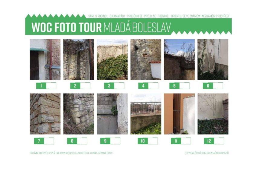 WOC Foto tour: Nová aktivita nejen pro rodiny v Mladé Boleslavi
