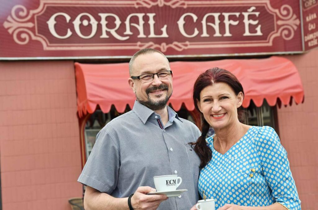 Nejmanovi Coral Café