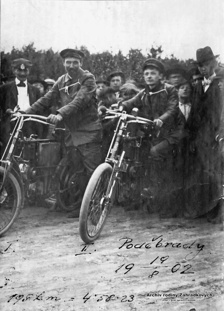 Závodník V.Vondřich