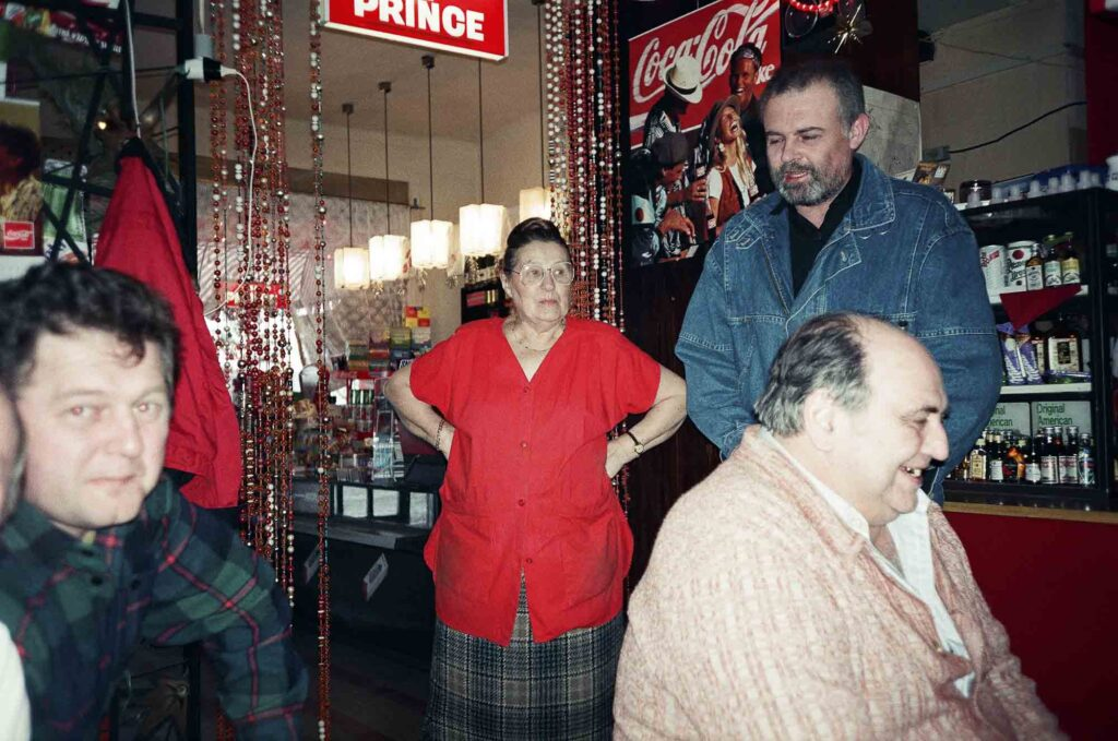 "Coral Café "" Za korálky"" paní Ruth Zahrádková"