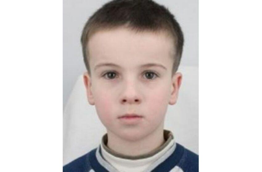 Policie pátrá po pohřešovaném chlapci