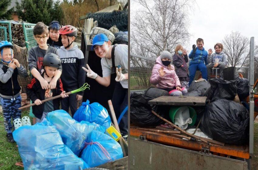 Úklidová akce na Mladoboleslavsku. Jak to dopadlo?