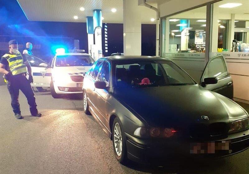 Celníci odhalili na D10 na Mladoboleslavsku drogové dealery