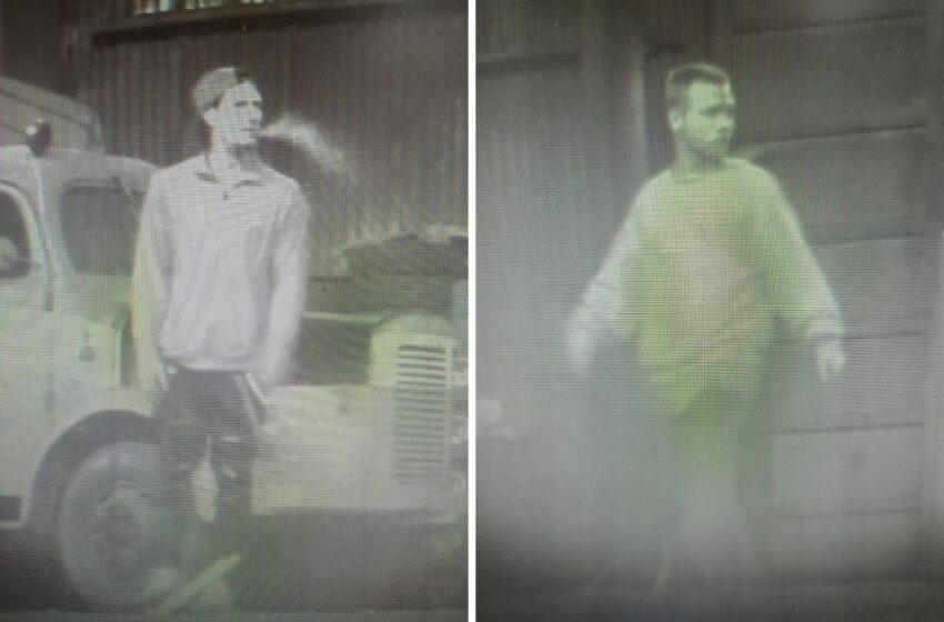 Opakovaná vloupání v obci Hřivno. Poznáte muže na fotografii?
