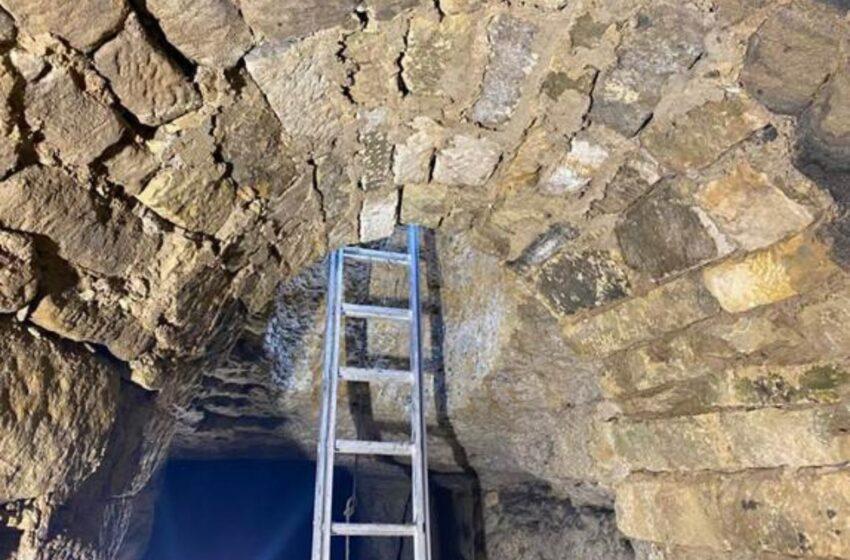 Mnichovo Hradiště: Oprava sklepů objevených pod vozovkou