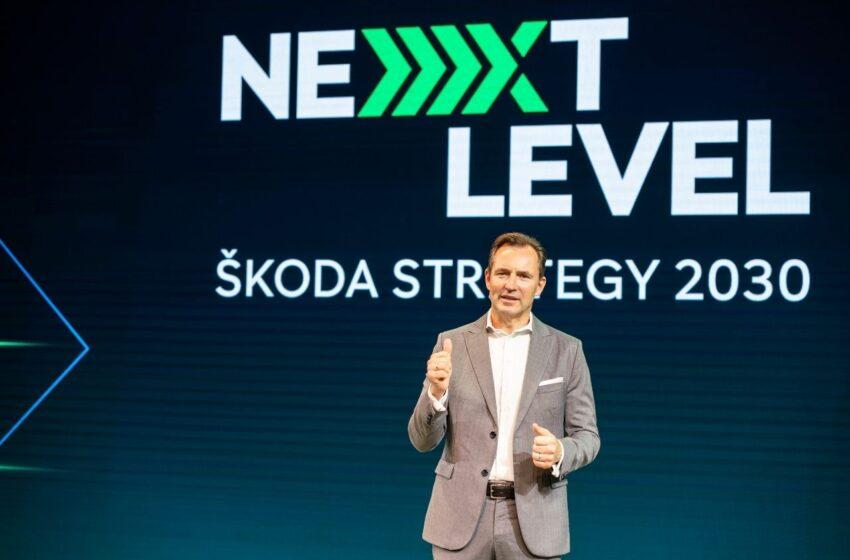 Škoda Auto v roce 2030. Automobilka představila novou firemní strategii.