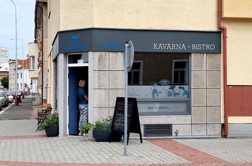 V Mladé Boleslavi otevřela nová komunitní kavárna Nezávislý život